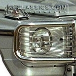 Scheinwerferschutz V2A - Headlight Protection