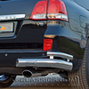 Rückleuchtenschutz - Rear Protection Bars V2A