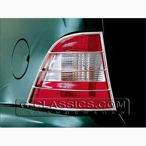 Rückleuchtenschutzgitter - Rear Light Protection