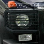 Scheinwerferschutz schwarz - Headlight Protection