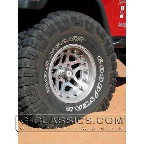 Rock Monster Felge - Wheel Rim Jeep