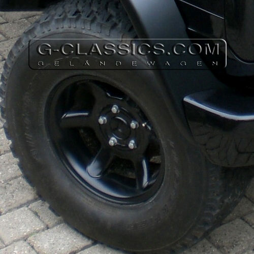 Felge - Wheel Rim Mercedes-Benz G